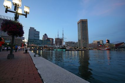 Baltimore city, MD
