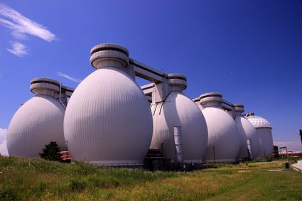 Sewage treatment facilities
