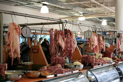 Animal slaughtering & processing