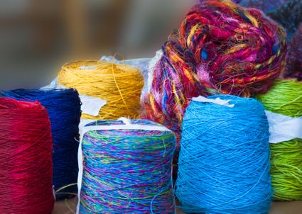 Fiber, yarn, & thread mills