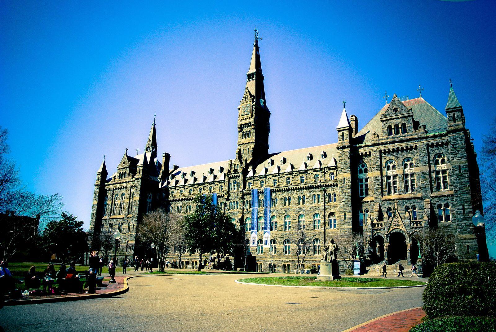 Georgetown University | Data USA