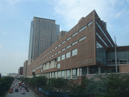 CUNY Borough of Manhattan Community College
